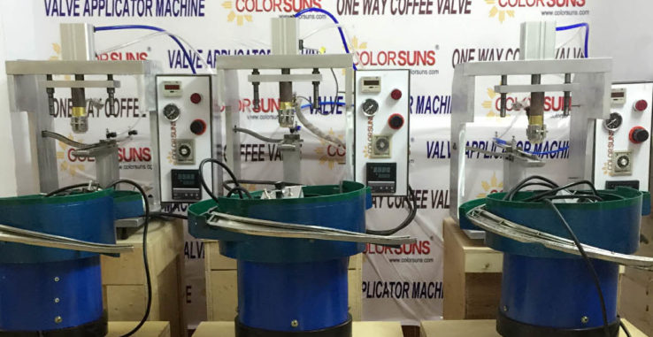 66.What kinds of wearing parts that we will offer you from Color Suns Valve Applicator Machine?
