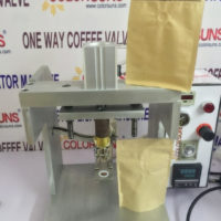 44. Is it necessary for the coffee valve on the coffee bag