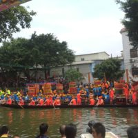 58. Happy Dragon Boat Festival at Color Suns One way valve & Valve Applicator Machine